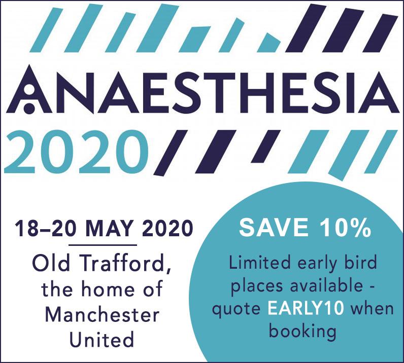 Anaestesia 2020 conf